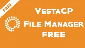 How To Enable/Install VestaCP File Manager!