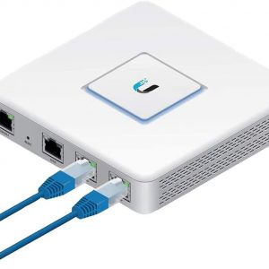 Ubiquiti Unifi Security Enterprise Gateway Router with Gigabit Ethernet